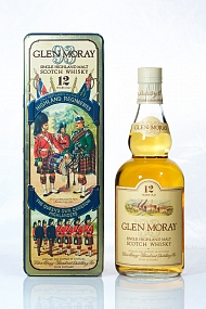 Glen Moray 1993 12 Year Old Highland Regiments