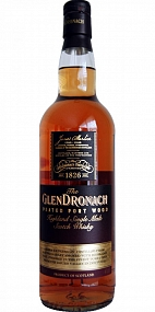 Glendronach Peated Portwood Sold