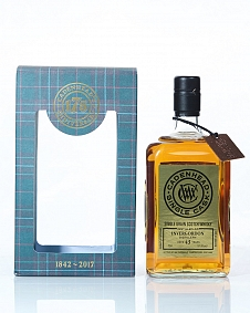 Invergordon 43 Year Old 1973 - Cadenhead's Single Cask