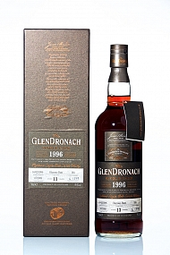 Glendronach 1996 13 Year Old Oloroso Sherry Butt OB