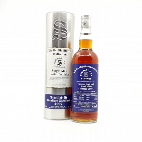 Glenlivet 2007 / 11 Year Old Cask 900131 - The Un-Chillfiltered Collection