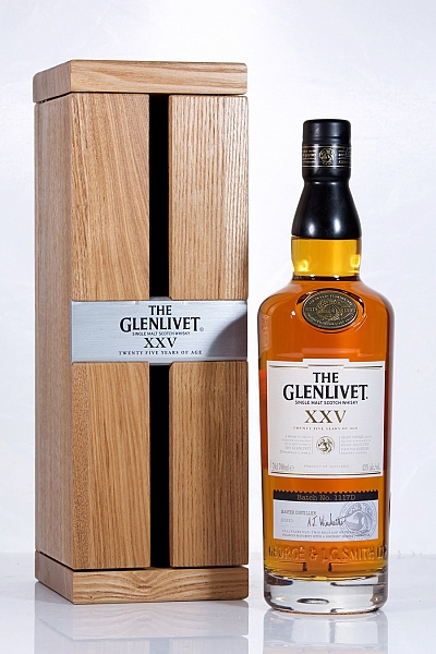 Glenlivet XXV 25 Year Old