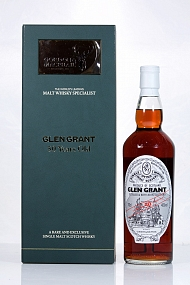 Glen Grant 50 Year Old G&M