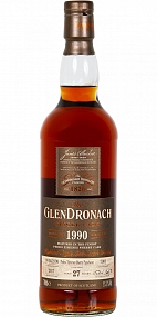 Glendronach 27 Year Old 1990 Cask 7003 Batch 16