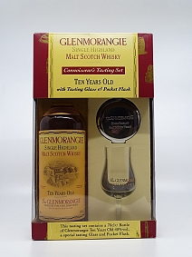 Glenmorangie 10 Year Old Old Style Connoisseur's Tasting Set