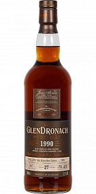 Glendronach 27 Year Old 1990 Cask 7902 Batch 16
