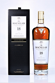 Macallan 18 year Old 2018