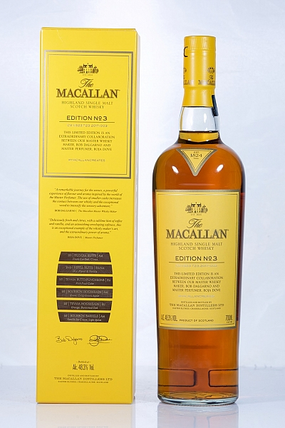 Macallan No.3