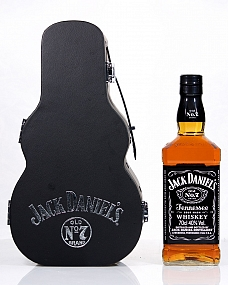 Jack Daniel's Old No.7 Tennessee Whisky Guitar Gift Pack