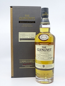 Glenlivet 20 Year Old Cask 154549 - Single Cask Edition