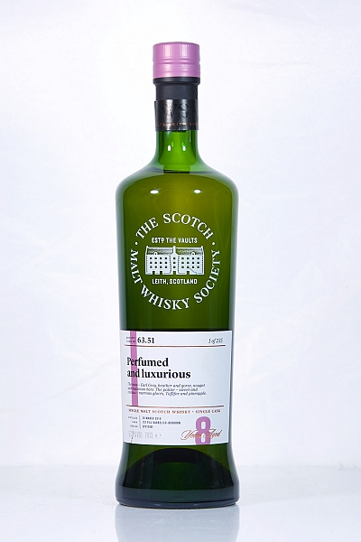 SMWS 63.51 8 Year Old