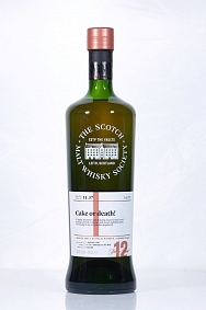 SMWS 11.37 12 Year Old