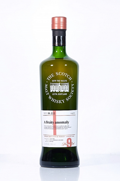 SMWS 35.222 9 Year Old