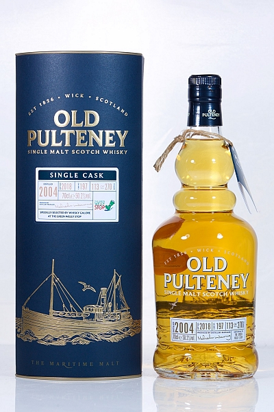 Old Pulteney 2004 The Green Welly Stop Exclusive