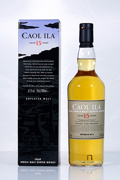 Caol Ila 15 Year Old 2000 Unpeated Special Release 2016