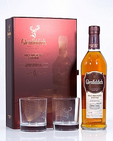 Glenfiddich Malt Masters Edition Box 2 Glasses