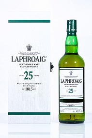Laphroaig 25 Year Old 2017