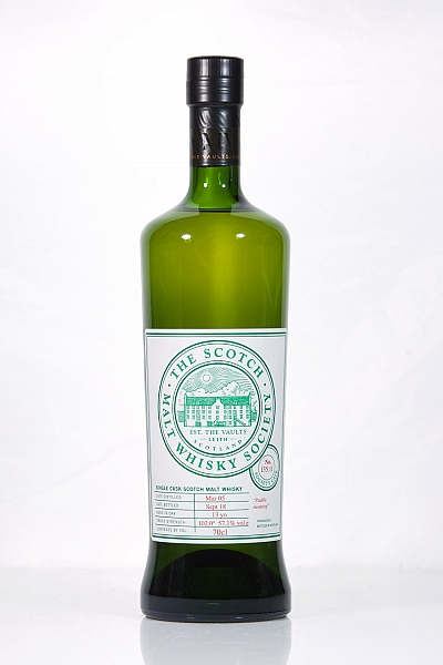 SMWS 135.11 13 Year Old