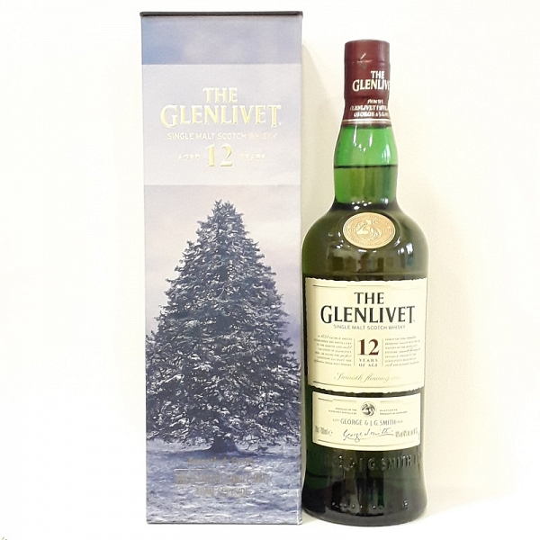 The Glenlivet 12 Year Old (Limited Christmas Box Edition)