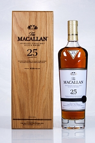 Macallan 25 Year Old Sherry Oak 2018