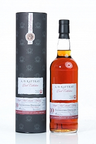 Glenrothes 2006 10 Year Old  A.D. Rattray