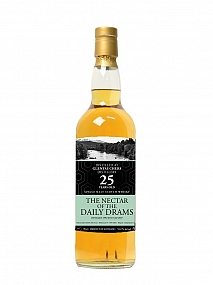 Glentauchers 25 Year Old 1992 Nectar 51.2%