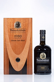 Bunnahabhain 1980 36 Year Old - Canasta Cask Finish