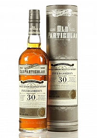 Invergordon 30 Year Old 1987 (Cask 12052) Old Particular (Douglas Laing)