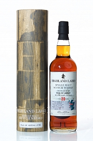 Arran 20 Year Old 1996 (Cask 1337) - Highland Laird