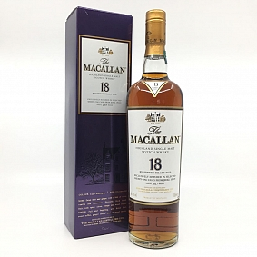 Macallan 18 Year Old 2017 Sold
