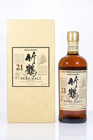 Nikka Taketsuru 21 Year Old
