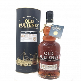 Old Pulteney 2004 Single cask TWE Exclusive