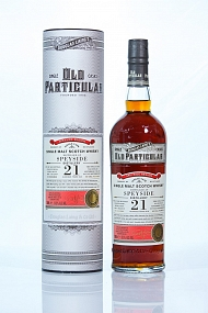 Speyside 21 Year Old 1996 Cask# 12019