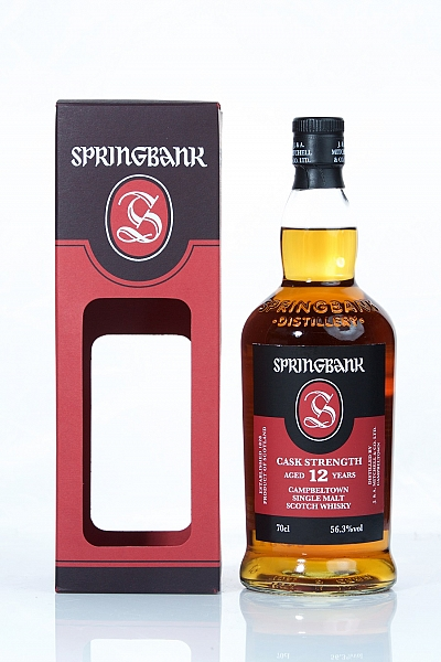 Springbank 12 Year Old 56.3%