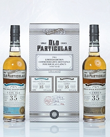 Cambus & Caol Ila Old Particular 35 Year