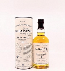Balvenie 12 Year Old - Single Barrel First Fill
